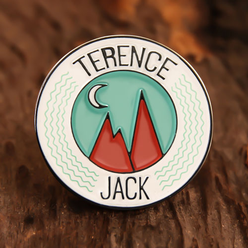 TERENCE Lapel Pins